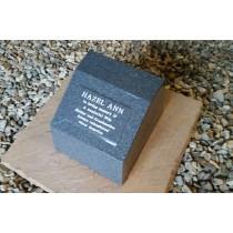 Formal Memorial Stone