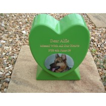 Pet Heart Monument
