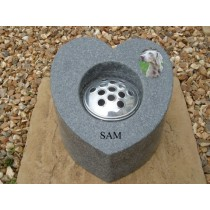 Pet Sweet Heart Vase