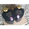 Always Together Cremation Urn Holds Ashes Indoors or Out